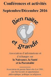 Miniature programme BNG septembre 2016